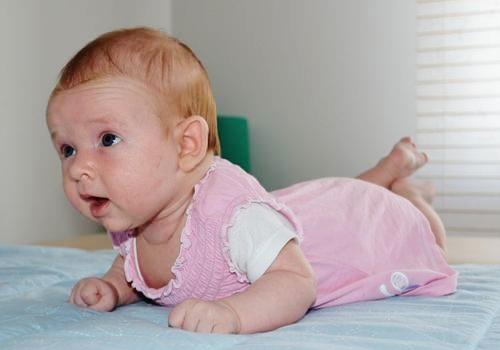 Rehabilitacja niemowląt